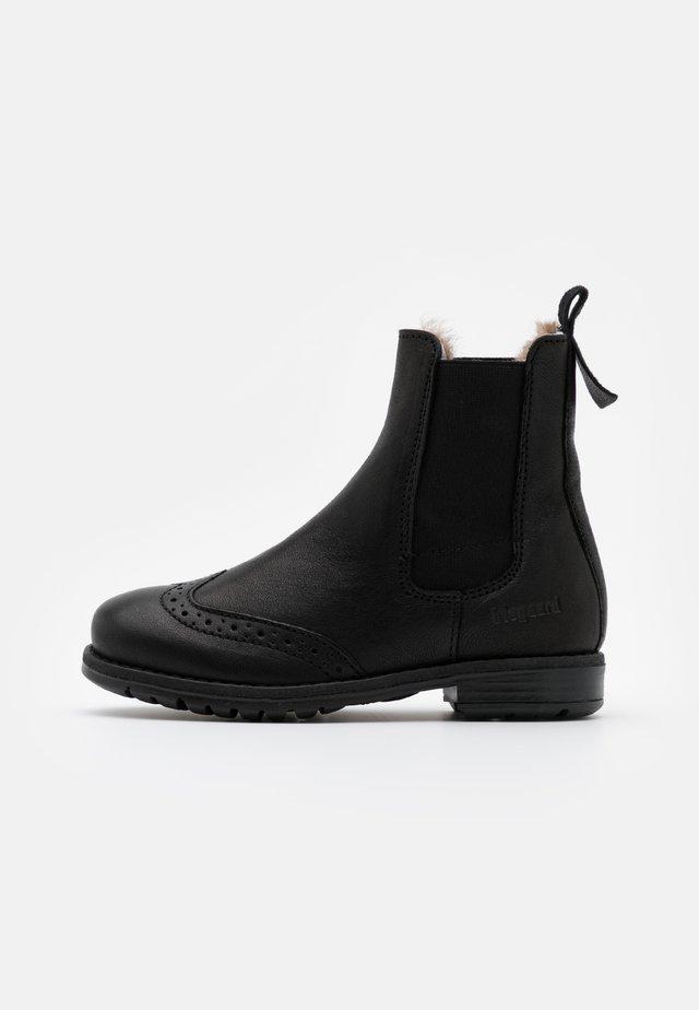 MAI - Kotníkové boty - black