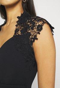 Sista Glam - LEESHA DRESS - Cocktailjurk - black - 5