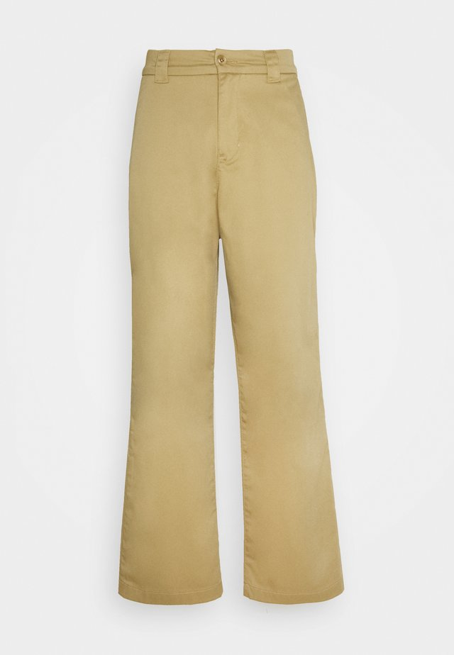 RELAXED - Chinos - harvest gold