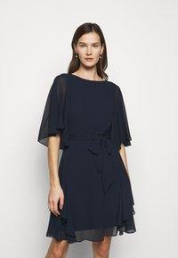 Lauren Ralph Lauren - CLASSIC DRESS - Cocktail dress / Party dress - lighthouse navy - 0