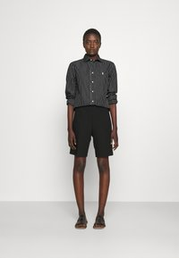 Polo Ralph Lauren - GEORGIA LONG SLEEVE - Button-down blouse - black - 1