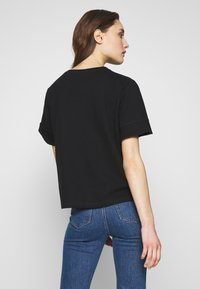 Wemoto - KATTI - Basic T-shirt - black - 2