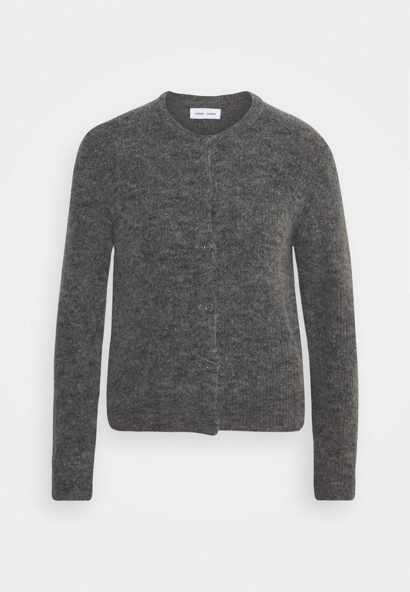Samsøe Samsøe - ETA - Cardigan - dark grey