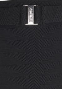 Seafolly - SEASIDE SOIREE WIDE SIDE RETRO - Bikini bottoms - black - 5