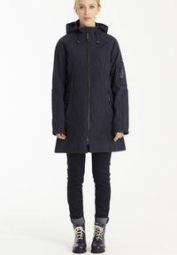 Ilse Jacobsen - Waterproof jacket - indigo - 1