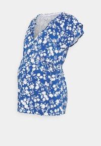 Noppies - TEE FLINT - Print T-shirt - limoges - 0