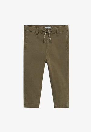 Pantalon classique - kaki