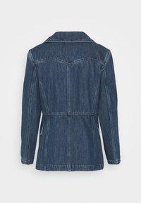 Alberta Ferretti - JACKET - Denim jacket - blue - 8