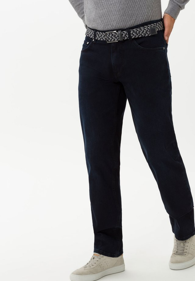 STYLE COOPER  - Jeans Slim Fit - blue black used