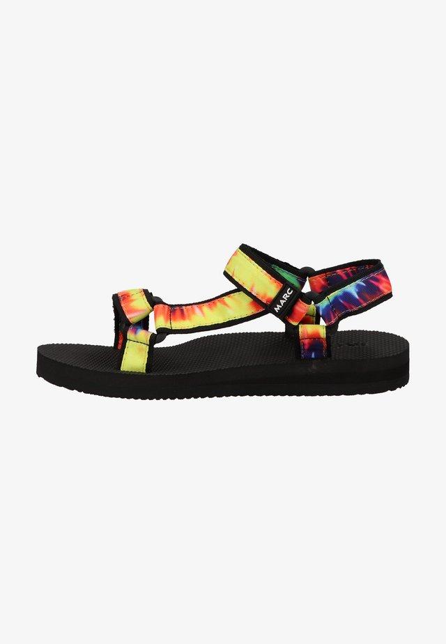 Sandals - red-multi