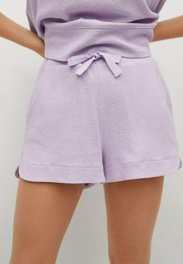 BOTON - Shorts - licht/pastelpaars