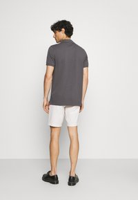 Marc O'Polo - SHORT SLEEVE BUTTON PLACKET - Polo shirt - gray - 2