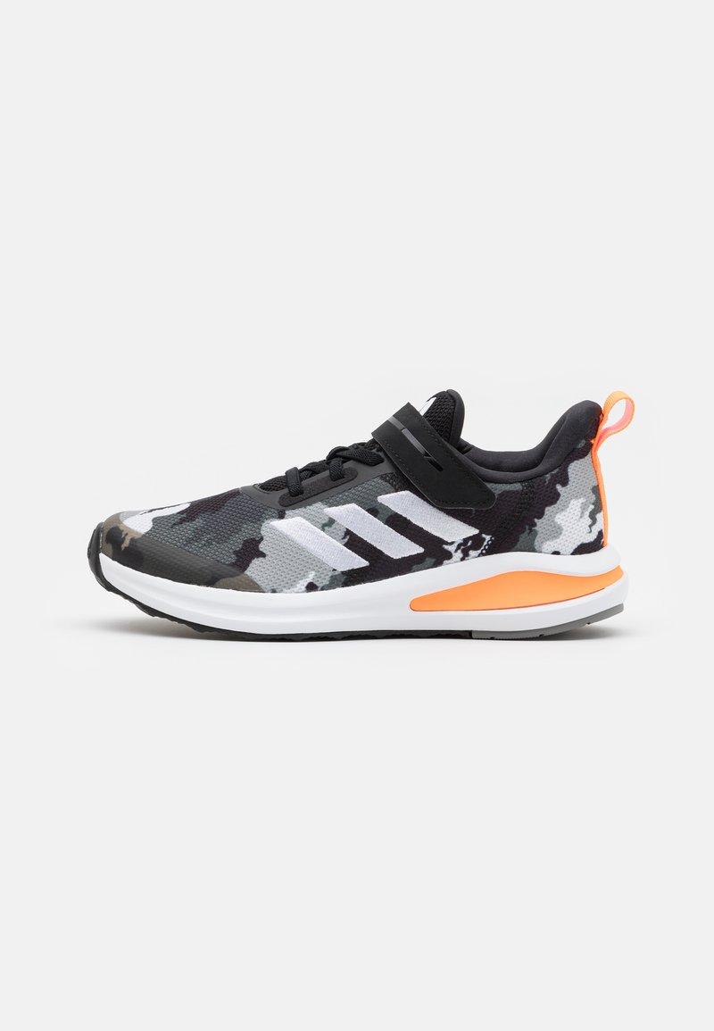 adidas Performance - FORTARUN KIDS NEXT CLOUDFOAM RUNNING SHOES UNISEX - Neutrální běžecké boty - core black/footwear white/grey three