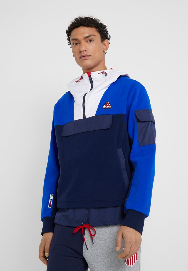 Summer jacket - newport navy