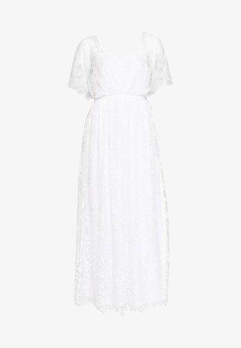 VIKOSMA MAXI DRESS PETITE - Společenské šaty - cloud dancer