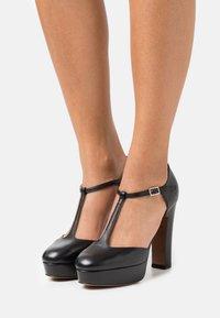 L'Autre Chose - D'ORSAY - High heels - black - 0