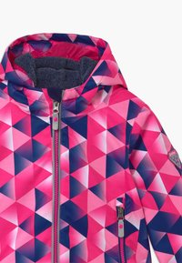 Killtec - VIEWY - Snowboard jacket - pink/dark blue - 2