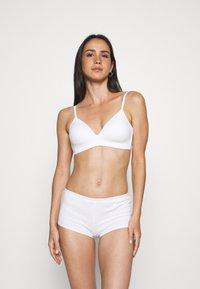Anna Field - 5 PACK - Underbukse - grey/white - 0