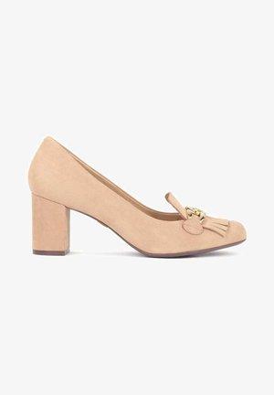 WENDY - Klassieke pumps - light brown