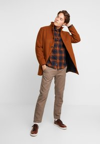 TOM TAILOR - STRUCTURE - Chino - morel brown - 1