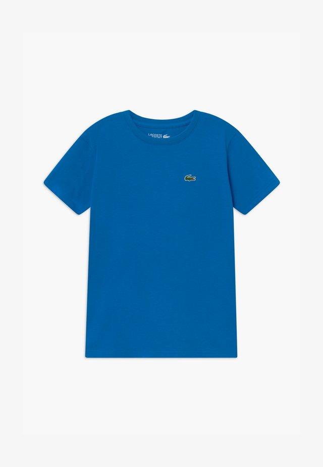 LOGO UNISEX - T-shirt basic - utramarine