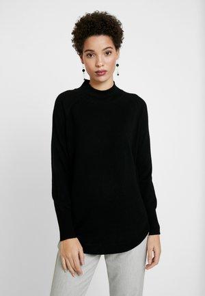 TAURA - Pullover - black