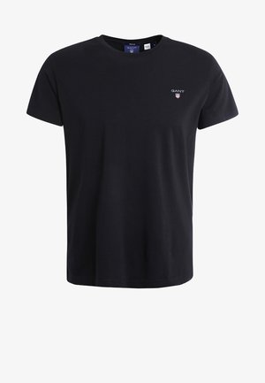 THE ORIGINAL - Basic T-shirt - black