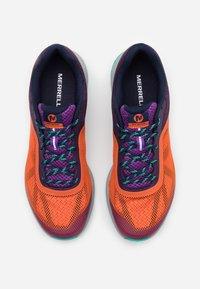Merrell - MTL SKYFIRE - Trail running shoes - goldfish - 3
