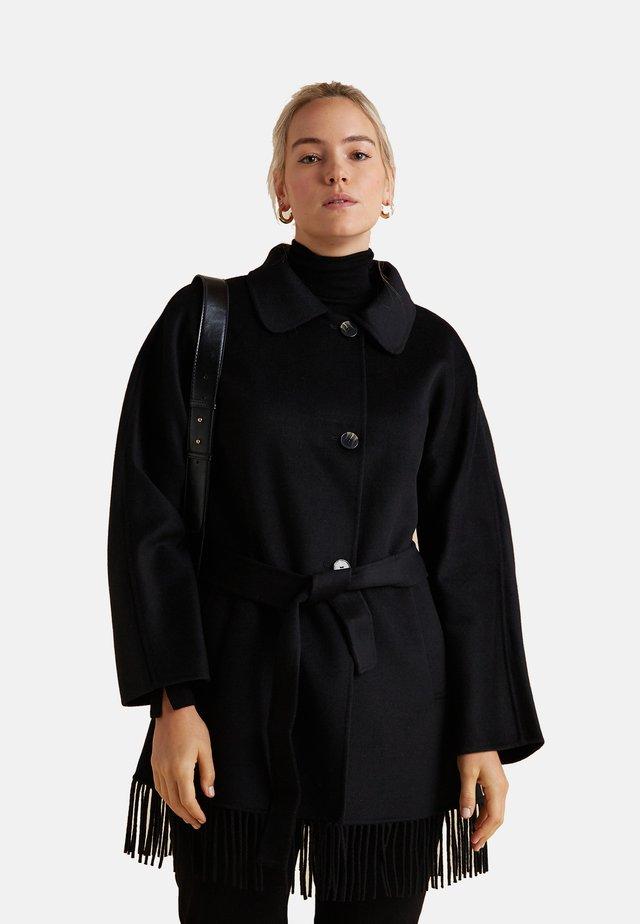Short coat - nero