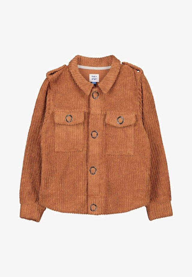 ALF - Shirt - brown