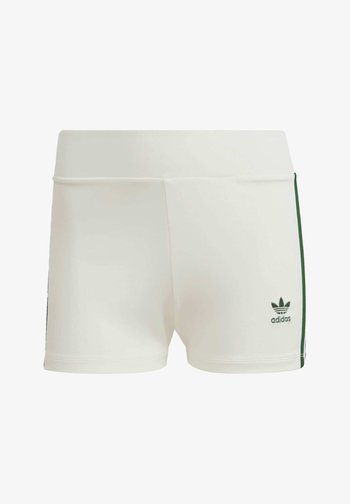 TENNIS LUXE BOOTY SHORTS ORIGINALS - Shorts - off white