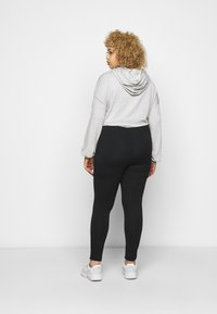 CAPSULE by Simply Be - SHAPER - Leggings - Trousers - black - 2