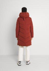 Ragwear - REBELKA - Classic coat - terracotta - 2