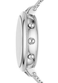 Fossil Smartwatches - MONROE HYBRID HR - Smartwatch - silver - 2