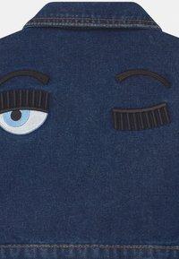 CHIARA FERRAGNI - CROP FLIRTING - Džínová bunda - blue denim - 2