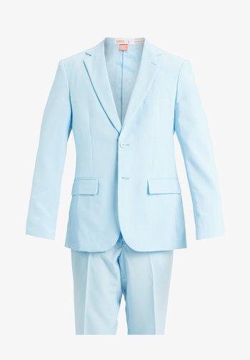 Kostym - cool blue