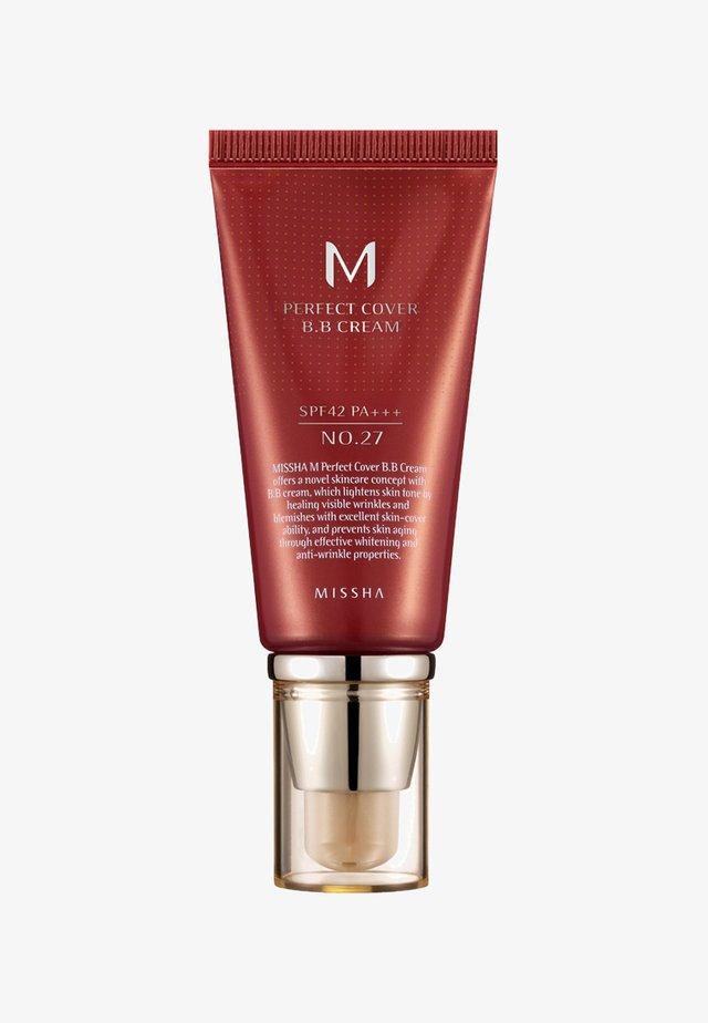 M Perfect Cover BB Cream SPF42/PA+++ 50ML - BB Creme - 27
