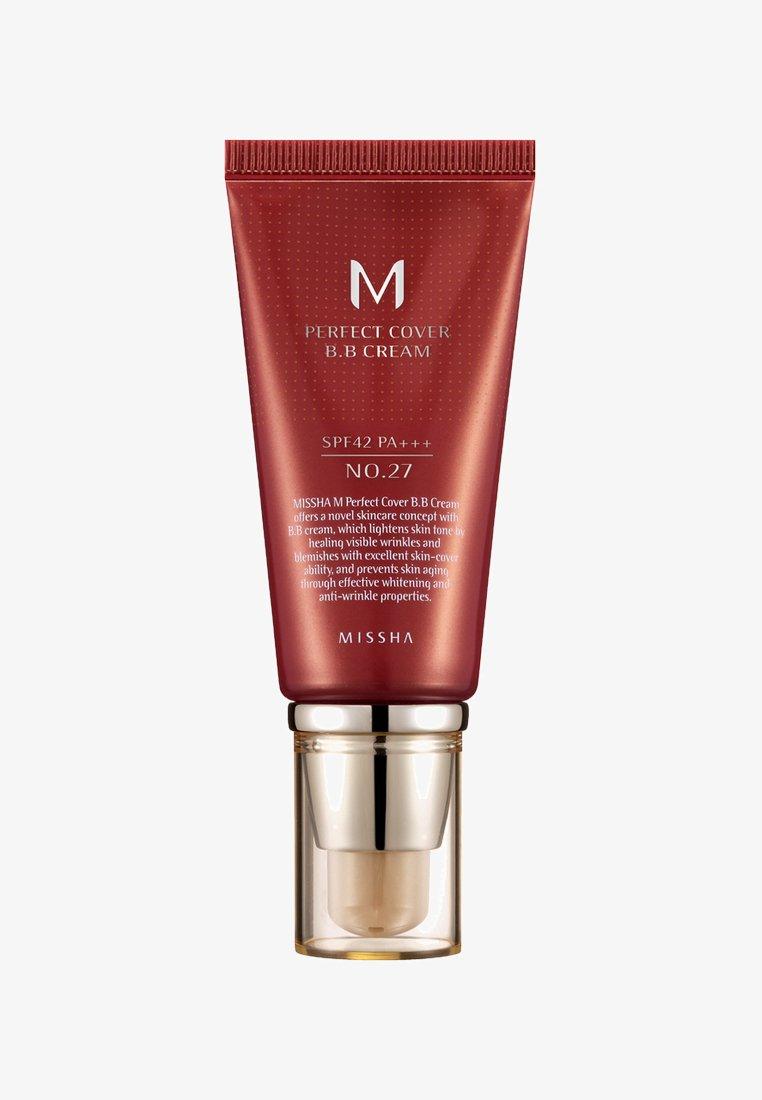 Missha - M Perfect Cover BB Cream SPF42/PA+++ 50ML - BB cream - 27 honey beige