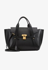 Escada - CLASSIC HANDBAG - Handbag - black - 5
