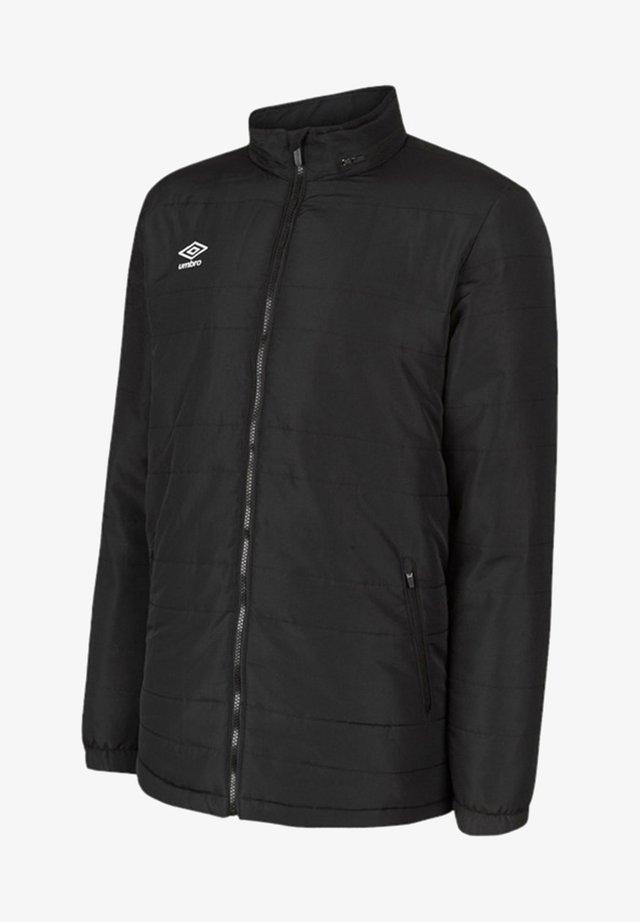 TEAMSPORT CLUB ESSENTIAL BENCH  - Training jacket - schwarz