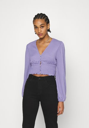 ZOEY - Long sleeved top - lilac purple medium dusty