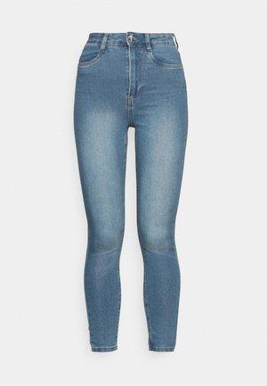 ULTRA HIGH SUPER STRETCH - Skinny džíny - bells blue