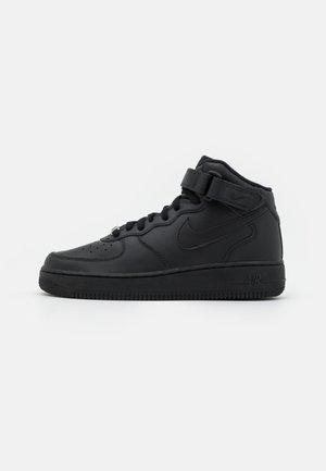 AIR FORCE 1 MID  - Baskets montantes - black