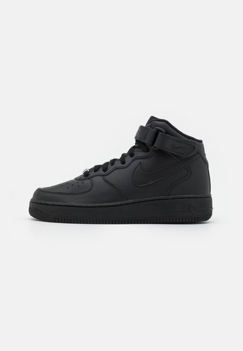 AIR FORCE 1 MID  - Sneakers hoog - black