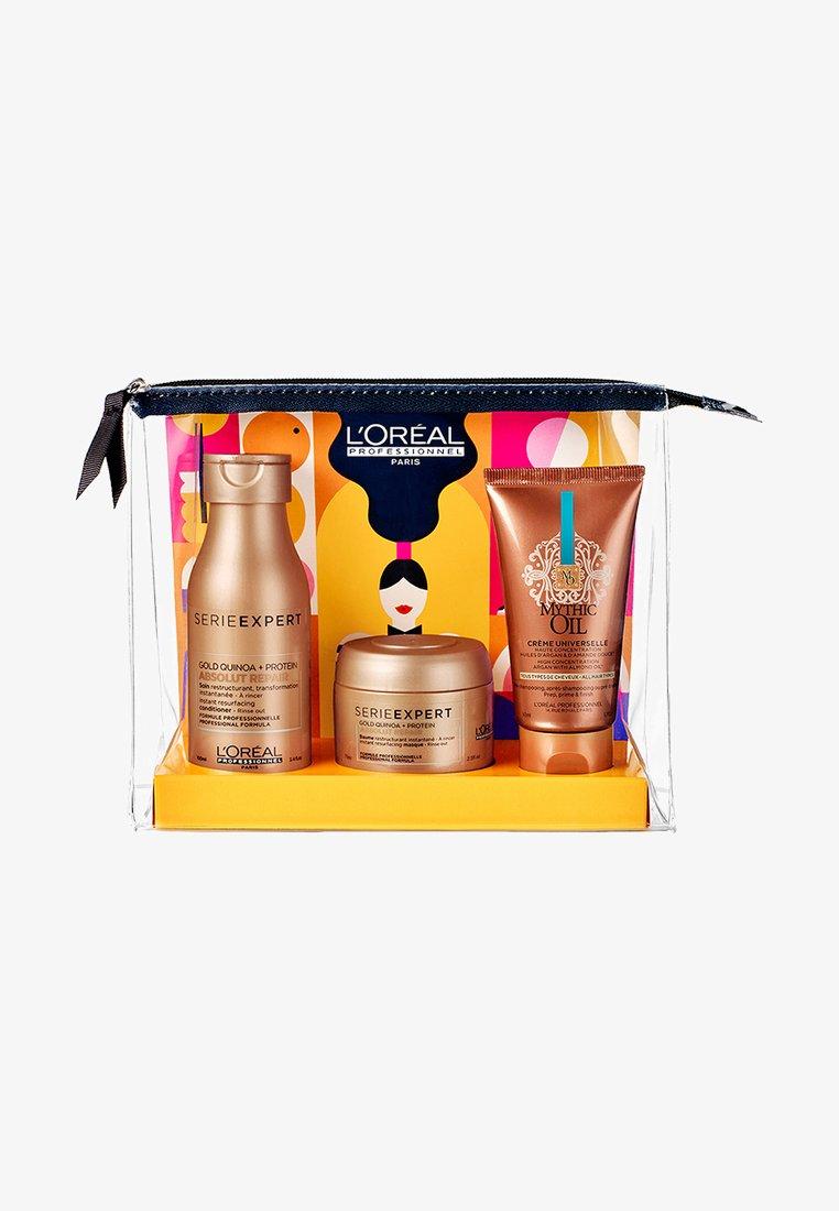 L'Oréal Professionnel - LP SE AR GOLD TROUSSE SUMMER 20 - Haarset - -