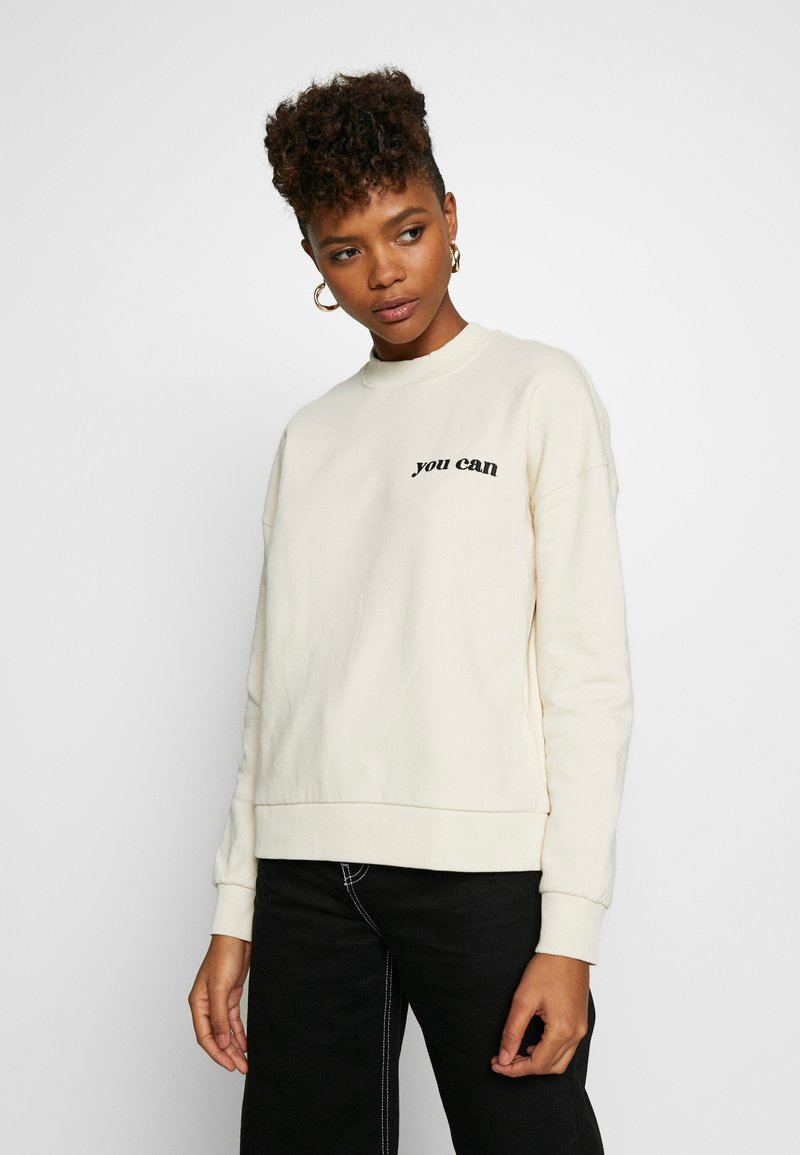 Vero Moda - VMWOMAN - Sweater - birch