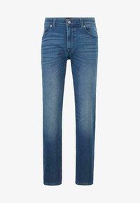 BOSS - MAINE - Straight leg jeans - blue - 4