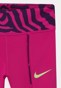 Nike Performance - ONE - Leggings - fireberry/bright mango - 2