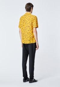 The Kooples - Shirt - yellow black - 3