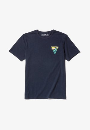 COASTAL ROAMERS - Print T-shirt - dark blue